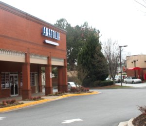 Anatolia Cafe and Hookah Lounge in Suwanee. (Credit: Steve Burns.)